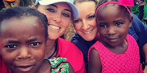 Kendall Dye: Visiting villages in Zambia puts life in perspective