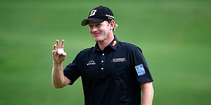 A month after 84 in Australia, Brandt Snedeker smiling again at Kapalua