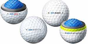 Nike introduces four new resin-core golf balls