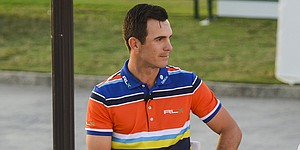 Billy Horschel sets big goals for the new year