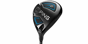 Ping G fairway woods allow for higher shots