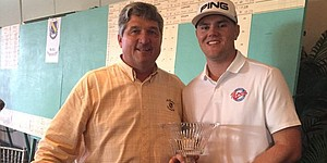 Jimmy Jones wins New Year's Invitational in four-man playoff