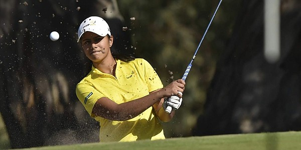 Pepperdine inks top Western Australian junior women's golfer Hira Naveed