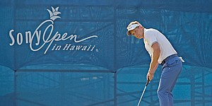Donald opens with 65 and renewed optimism in Sony Open