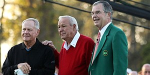Golfweek Q&A: Augusta National�s Billy Payne