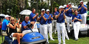 Europe dominates EurAsia Cup; proves perfect rehearsal for Ryder Cup