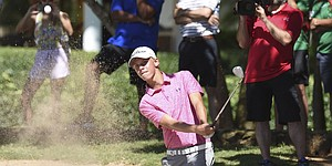 Chaplet edges Garcia to capture Latin America Amateur and berth in Masters
