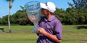 Frankie Capan earns PGA Tour exemption with Puerto Rico Junior victory