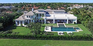 Lee Westwood selling his Palm Beach Gardens mansion