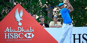 DeChambeau continues threat as potential amateur winner at Abu Dhabi
