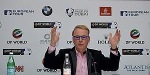 Clock ticks on European Tour's merger effort with Asian Tour