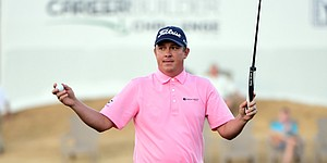 Dufner exudes confidence and ends victory drought at CareerBuilder Challenge