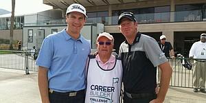 University of Cincinnati trio reunites at CareerBuilder Challenge