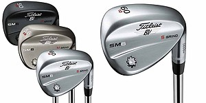 Titleist Vokey Design SM6 Wedges