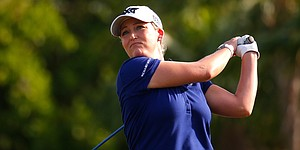 Cristie Kerr roars back with second-day 65 in the Bahamas