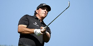 Mickelson leads surprising list of big names to miss Torrey Pines cut
