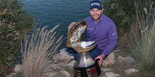 Branden Grace defends Commercial Bank Qatar Masters title for seventh win