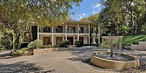 Ben Crenshaw's house