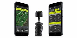 ClubHub Swing Analyzer and Shot Tracking System