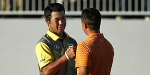 Matsuyama triumphs as Fowler falters in drama-filled Phoenix Open