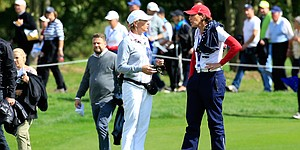 Sorenstam named European captain for 2017 Solheim Cup