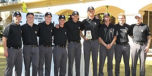 Baylor tops Oklahoma to win UTSA/Oak Hills Invitational
