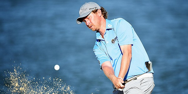 Justin Harding holds lead after day one at Tshwane Open