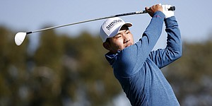 With Cowan on bag, Kang shoots 60 at Monterey Peninsula
