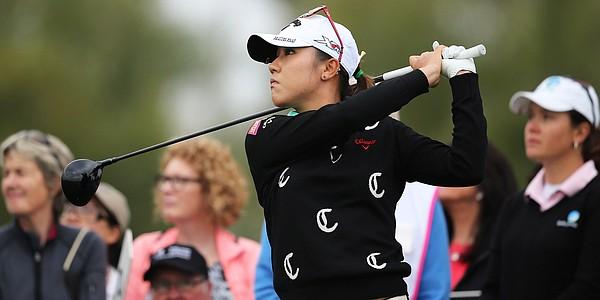 Lydia Ko three back at New Zealand Women's Open