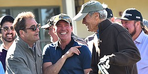 Celebrity factor getting ample attention at AT&T Pebble Beach
