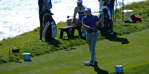 Spieth stumbles at AT&T Pebble Beach thanks to poor mindset