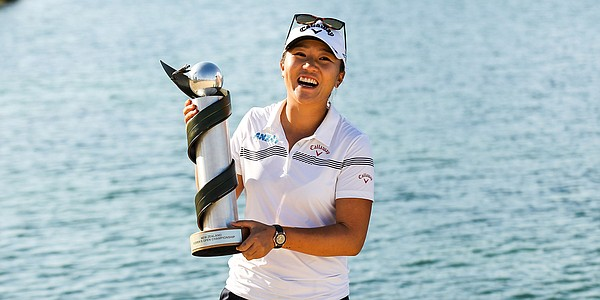 Lydia Ko wins New Zealand Women's Open after earthquake hits mid-round