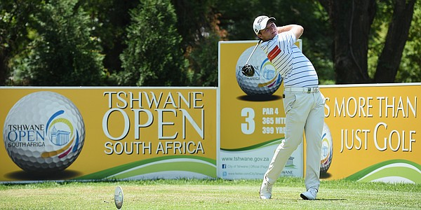 Lombard records fourth top-15 finish of season at Tshwane Open