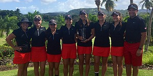 Georgia rallies to win Lady Puerto Rico Classic