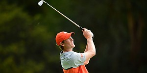 Illinois' Charlie Danielson enjoys it all in surprising opening 67 at Riviera