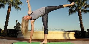 LPGA's Ryann O'Toole sharpens focus through yoga