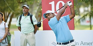 Juan Alvarez personifies golf's potential in Latin America
