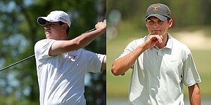 Hossler, Hall co-medal at John Burns; lead Texas to second straight victory