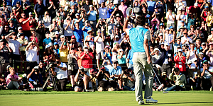 Bubba Watson and his unrestrained personality triumph again at Riviera