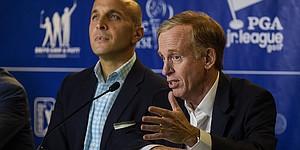 Q&A: Steve Mona, World Golf Foundation CEO