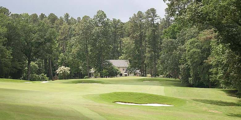 Hope Valley Country Club (No. 101)