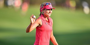 Lexi Thompson bounces back to lead Honda LPGA Thailand heading into final round