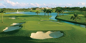 Strategy required to conquer Doral's Blue Monster