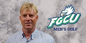Former Tour pro Eric Booker adjusting well as Florida Gulf Coast coach