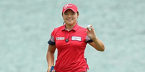 Ha Na Jang holds one-stroke lead on LPGA heading into final round in Singapore