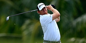 J.B. Holmes penalized two strokes for 'serious breach' of rules