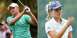 Jordan Spieth, Lexi Thompson to promote Drive, Chip and Putt on media tour