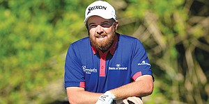 Ireland's Shane Lowry comes to U.S. with full schedule, Ryder Cup dreams