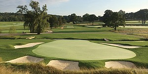 Promote classic look by eliminating on-course clutter