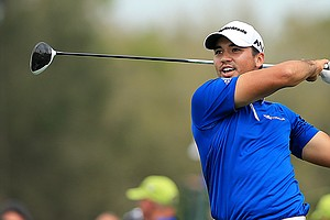 Jason Day on Friday during the Arnold Palmer Invitational at Bay Hill Club and Lodge.